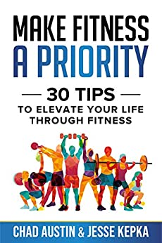 Easy read with very practical fitness tips!